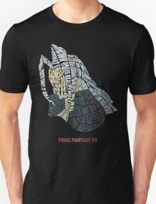 Final Fantasy VII (7) - Sephiroth - Typography T-Shirt