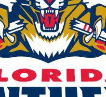Florida panthers team Sticker