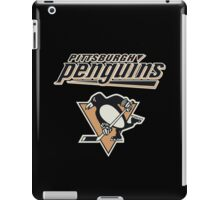 Penguins pittersburg iPad Case/Skin