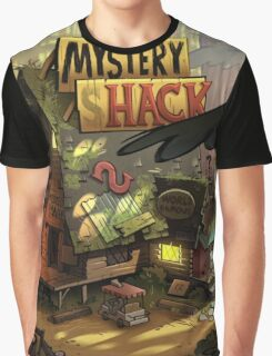 Mystery shack Graphic T-Shirt