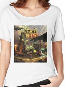 Mystery shack Women's Relaxed Fit T-Shirt