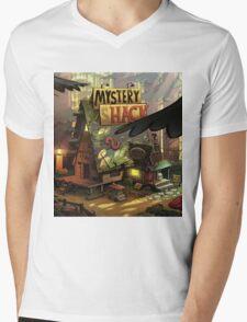 Mystery shack Mens V-Neck T-Shirt