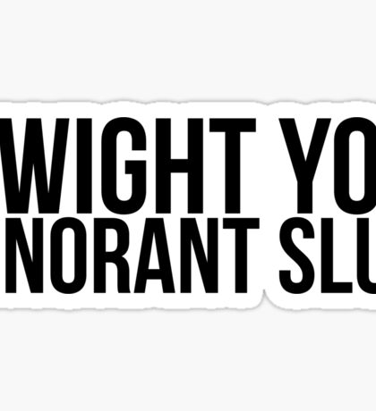 idk i love this line Sticker