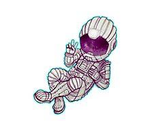 Astro Baby Photographic Print