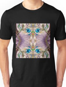 Her Clean Glass Corset Unisex T-Shirt
