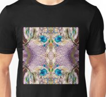 Her Clean Glass Corset Unisex T-Shirt