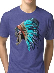 Blue Chief Tri-blend T-Shirt