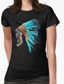 Blue Chief Womens Fitted T-Shirt