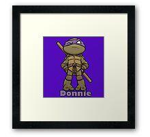 "Donnie ""TMNT"" Framed Print"