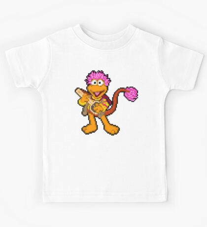 Down at Pixel Rock - Gobo Kids Tee