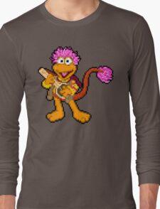 Down at Pixel Rock - Gobo Long Sleeve T-Shirt