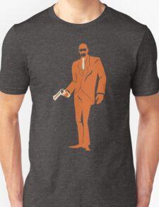 Spy - Minimalistic TF2 Classes T-Shirt