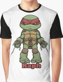 "Raph "" TMNT "" Graphic T-Shirt"
