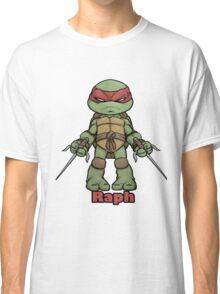 "Raph "" TMNT "" Classic T-Shirt"