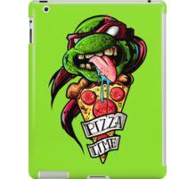 Raph Pizza Time iPad Case/Skin