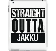 Star Wars - Straight Outta Jakku iPad Case/Skin
