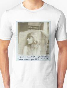 taylor swift clean  Unisex T-Shirt
