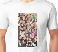 Tinamy collage Unisex T-Shirt