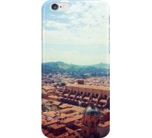 Red Rooftops iPhone Case/Skin