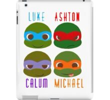 "Teenage Mutant Ninja Turtles ""Chibi"" iPad Case/Skin"