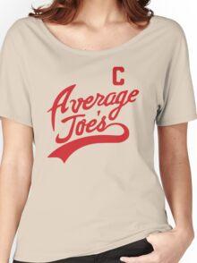 Average Joe's Gymnasium Women's Relaxed Fit T-Shirt