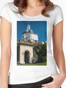 Portmeirion Women's Fitted Scoop T-Shirt