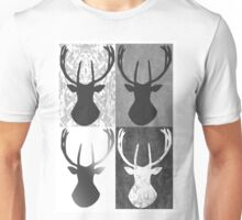 Lapland Madness Retro 4in1 B/W Unisex T-Shirt
