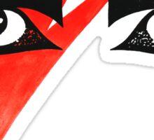 Siouxsie Stardust Sticker