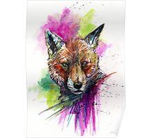 Cunning Mr Fox Poster