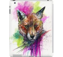Cunning Mr Fox iPad Case/Skin
