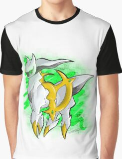 Arceus Graphic T-Shirt
