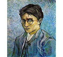 Harry Potter Van Gogh Photographic Print