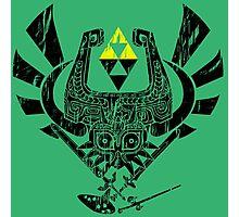 Zelda Mash-up Photographic Print