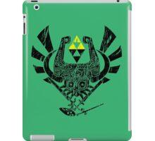 Zelda Mash-up iPad Case/Skin