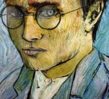 Harry Potter Van Gogh Sticker