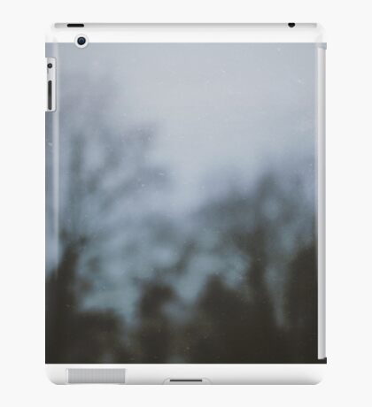 Blurry Winter iPad Case/Skin