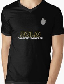 Han Solo Soccer/Football Shirt Mens V-Neck T-Shirt