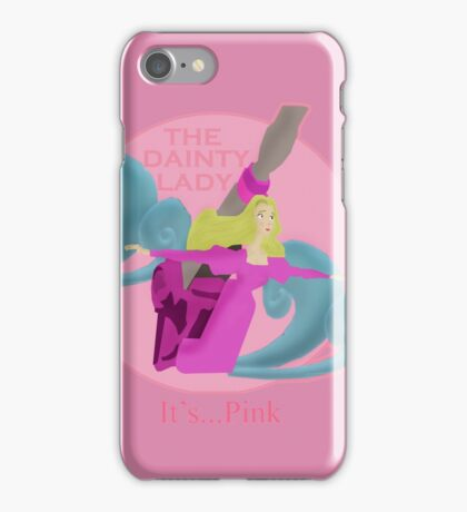 It's... Pink iPhone Case/Skin