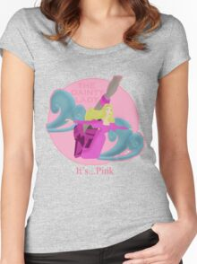It's... Pink Women's Fitted Scoop T-Shirt