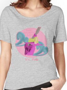 It's... Pink Women's Relaxed Fit T-Shirt