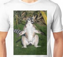 I'm Not Kidding...........That Photographers Lens is THIS Big. Unisex T-Shirt
