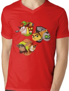 Someone asked for a duet?  Mens V-Neck T-Shirt