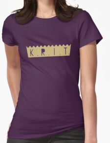 Big K.R.I.T Crown Womens Fitted T-Shirt