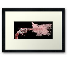 fatal love Framed Print