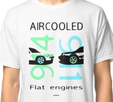 aircooled flat engines colored 4 Classic T-Shirt