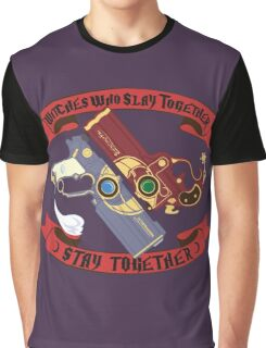 Slay Together, Stay Together - Bayonetta & Jeanne Graphic T-Shirt