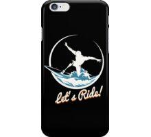 Surfer Print Design iPhone Case/Skin