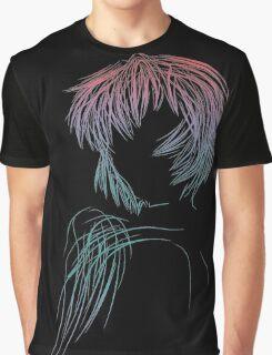 Rei Digital Art Graphic T-Shirt