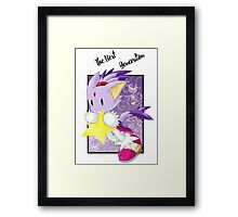 The next Generation for Rose Framed Print