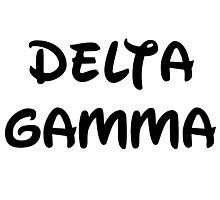 Delta Gamma - Disney Photographic Print